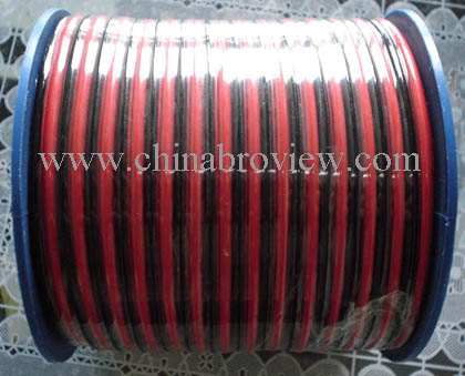 Red/Black Speaker Cable