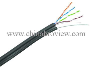 UTP CAT5E Messenger cable