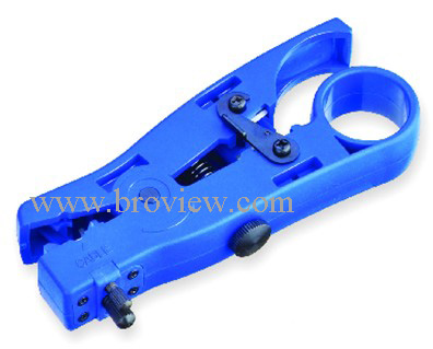 2-Blades Coaxial Cable Stripper